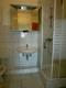 Schön geschnittene 2-Zimmer-Wohnung mit Balkon - Bad
