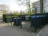 Schön geschnittene 2-Zimmer-Wohnung mit Balkon - Müllplatz
