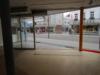 Vielseitig nutzbare Gewerbefläche in zentraler Lage - Blick vom Laden nach draußen