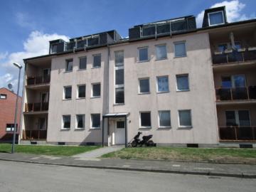 Gut geschnittene Erdgeschoßwohnung mit Balkon und Garage, 52249 Eschweiler-Dürwiß, Erdgeschosswohnung