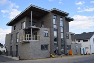 Barrierefreie, neue Wohnung – 2.OG – in gehobener Ausführung, 52379 Langerwehe, Etagenwohnung