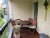 Gut geschnittene und gepflegte Hochpaterre-Wohnung - Balkon