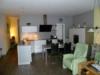Neuwertige 3-Zimmer-Wohnung zentrumsnah - Blick in off. Küche