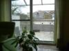 Neuwertige 3-Zimmer-Wohnung zentrumsnah - Blich auf Terrasse