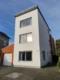 Einziehen und sich wohlfühlen! Modernes, freistehendes EFH in Alsdorf-Warden - Hausfront mit Garage