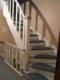 Einfamilien-Reihenhaus mit Doppelgarage - Treppenhaus