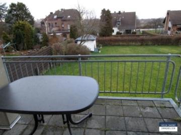 3-Zimmer-Wohnung im EG mit Balkon (WBS), 52249 Eschweiler, Erdgeschosswohnung