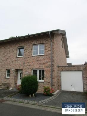 Moderne und gepflegte DHH mit Garage in Eschweiler-Bergrath, 52249 Eschweiler, Doppelhaushälfte