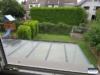 Moderne und gepflegte DHH mit Garage in Eschweiler-Bergrath - Blick von OG in Garten