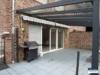 Moderne und gepflegte DHH mit Garage in Eschweiler-Bergrath - Terrasse