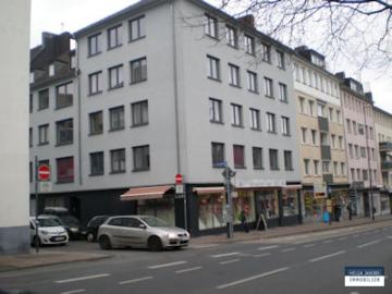 Renoviertes 1-Zimmer-Appartment in Ac-Zentrum, 52062 Aachen, Etagenwohnung