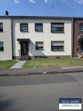 Reihenmittelhaus – nutzbar als Ein- oder Zweifamilienhaus in Eschweiler-Kinzweiler, 52249 Eschweiler / Kinzweiler, Reihenmittelhaus