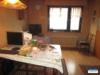 Kleines, freistehendes Einfamilienhaus mit großem Grundstück und Garage - Esszimmer