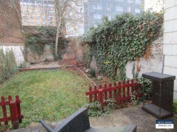 Singelwohnung mit kl. Garten im Zentrum von Eschweiler, 52249 Eschweiler, Erdgeschosswohnung