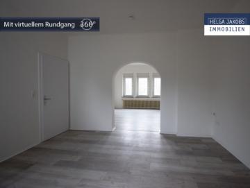 Helle, freundliche 3-Zimmer-Wohnung an der Inde, 52249 Eschweiler, Etagenwohnung